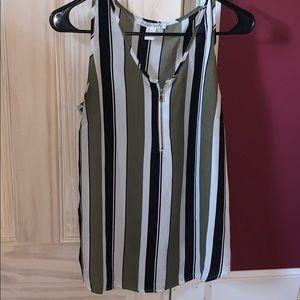 Women's blouse size large